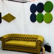 Culori si nuante indraznete pentru canapele