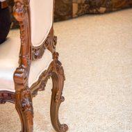 Profile scaun