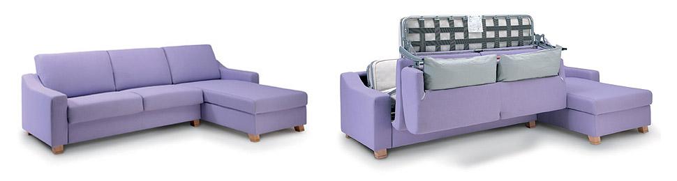 Mecanisme de extensie variate pentru canapele
